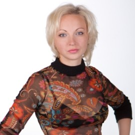 Single bride Elena, 35 yrs.old from Simferopol, Ukraine