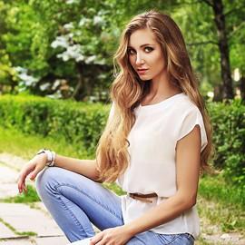 Beautiful wife Alena, 25 yrs.old from Zaporozhye, Ukraine