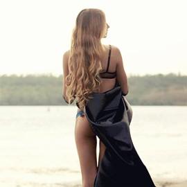 Nice miss Alena, 25 yrs.old from Zaporozhye, Ukraine