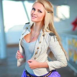 Amazing lady Daria, 22 yrs.old from Odessa, Ukraine