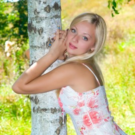 Gorgeous bride Irina, 36 yrs.old from Poltava, Ukraine