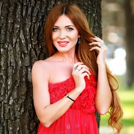Gorgeous lady Kristina, 30 yrs.old from Nikolaev region, Ukraine