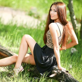 Amazing bride Marianna, 22 yrs.old from Nikolaev region, Ukraine