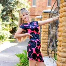 Beautiful wife Maryna, 37 yrs.old from Poltava, Ukraine