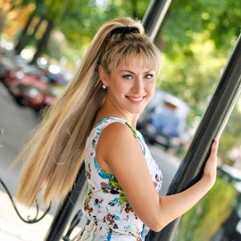 Charming pen pal Maryna, 38 yrs.old from Poltava, Ukraine