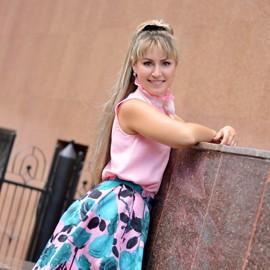 Charming miss Maryna, 37 yrs.old from Poltava, Ukraine