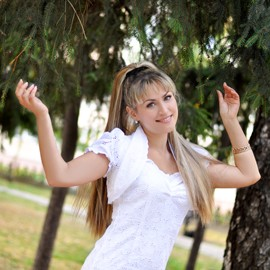 Nice miss Maryna, 38 yrs.old from Poltava, Ukraine