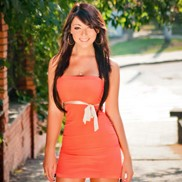 Amazing wife Anna, 24 yrs.old from Poltava, Ukraine