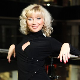 Single girlfriend Alla, 46 yrs.old from Nikolaev region, Ukraine