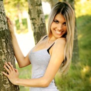 Amazing mail order bride Valeria, 25 yrs.old from Lugansk, Ukraine