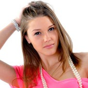 Single lady Anastasia, 21 yrs.old from Kharkov, Ukraine
