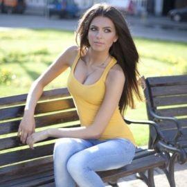 Pretty girlfriend Yana, 25 yrs.old from Odessa, Ukraine
