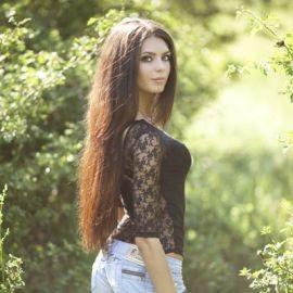 Single pen pal Yana, 25 yrs.old from Odessa, Ukraine