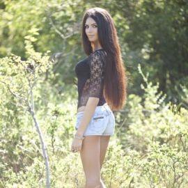 Charming wife Yana, 25 yrs.old from Odessa, Ukraine