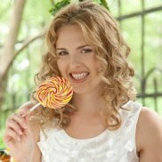 Charming pen pal Aleksandra, 25 yrs.old from Alushta, Russia