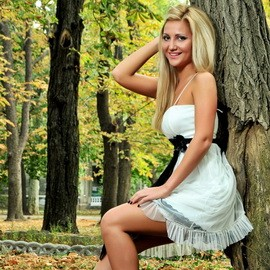 Gorgeous bride Maria, 19 yrs.old from Odessa, Ukraine