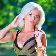 Sexy wife Svetlana, 34 yrs.old from Odessa, Ukraine