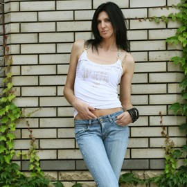 Nice wife Alla, 40 yrs.old from Lugansk, Ukraine