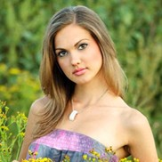 Single lady Elena, 23 yrs.old from Lugansk, Ukraine