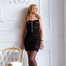 Pretty mail order bride Tatiyana, 44 yrs.old from Zaporizhie, Ukraine
