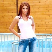 Amazing girlfriend Dariya, 23 yrs.old from Chernigov, Ukraine