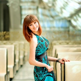 Amazing girlfriend Angelika, 34 yrs.old from Poltava, Ukraine