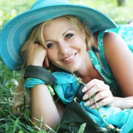 Charming pen pal Anzhelika, 45 yrs.old from Samara, Russia