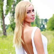Single lady Lyubov, 30 yrs.old from Kharkov, Ukraine