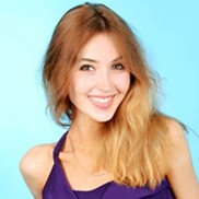 Single mail order bride Yana, 22 yrs.old from Sumy, Ukraine
