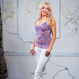 Amazing mail order bride Ludmila, 54 yrs.old from Nikolaev, Ukraine