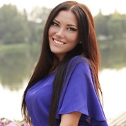 Pretty girlfriend Olga, 27 yrs.old from Kharkov, Ukraine