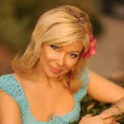 Pretty wife Larisa, 47 yrs.old from Donetsk, Ukraine