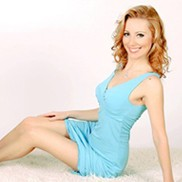 Gorgeous mail order bride Alina, 32 yrs.old from Sumy, Ukraine