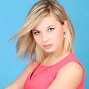 Nice bride Yuliya, 25 yrs.old from Sumy, Ukraine