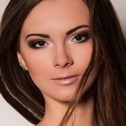 Gorgeous bride Marina, 20 yrs.old from Lutsk, Ukraine