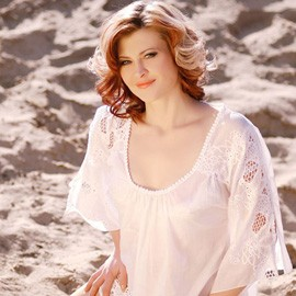 Charming mail order bride Olga, 35 yrs.old from Lugansk, Ukraine