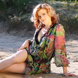 Pretty girl Olga, 35 yrs.old from Lugansk, Ukraine