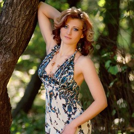 Nice woman Olga, 35 yrs.old from Lugansk, Ukraine