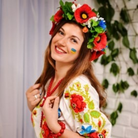 Charming girlfriend Oksana, 23 yrs.old from Krivoy Rog, Ukraine