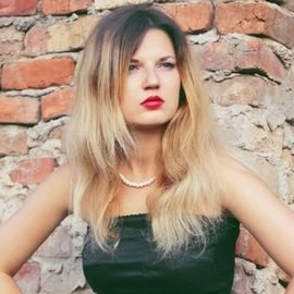 Gorgeous lady Oksana, 23 yrs.old from Krivoy Rog, Ukraine