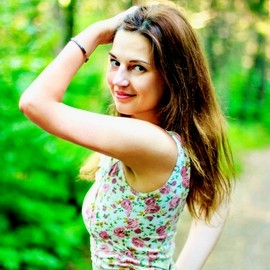 Gorgeous girlfriend Oksana, 23 yrs.old from Krivoy Rog, Ukraine