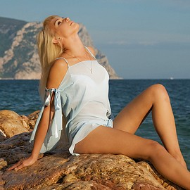 Single lady Marina, 25 yrs.old from Sevastopol, Russia
