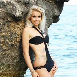 Nice bride Liza, 33 yrs.old from Kerch, Russia