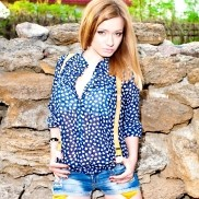 Pretty mail order bride Juliya, 25 yrs.old from Illichivsk, Ukraine