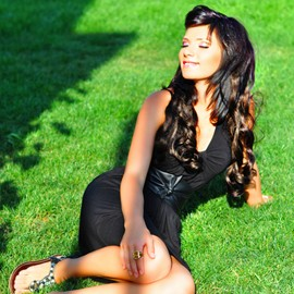 Gorgeous bride Anna, 29 yrs.old from Odessa, Ukraine