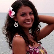 Charming miss Guzel, 23 yrs.old from St. Petersburg, Russia