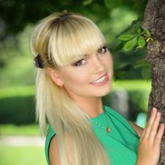Single girlfriend Vladlena, 27 yrs.old from Poltava, Ukraine