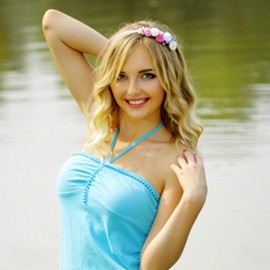 Charming mail order bride Alina, 28 yrs.old from Poltava, Ukraine