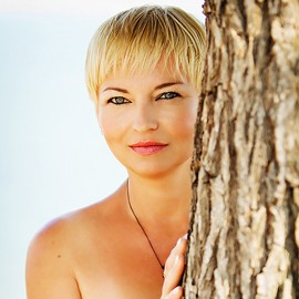 Pretty pen pal Elena, 47 yrs.old from Kerch, Russia