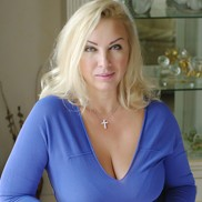 Pretty mail order bride Tatyana, 51 yrs.old from Odessa, Ukraine